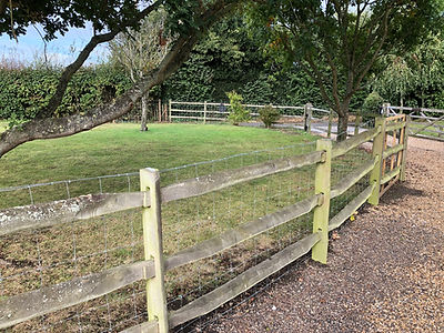Large Secure Garden