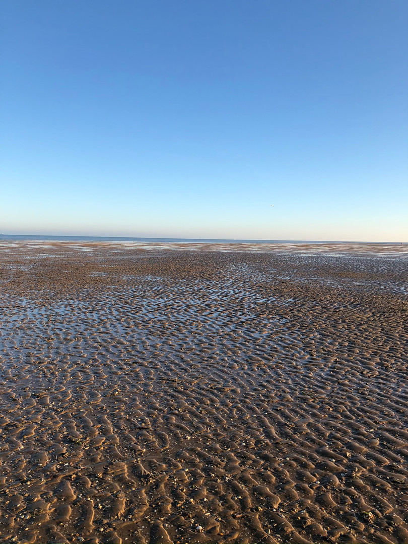 Minster Beach Isle of Sheppey