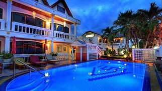 Pool Light Design