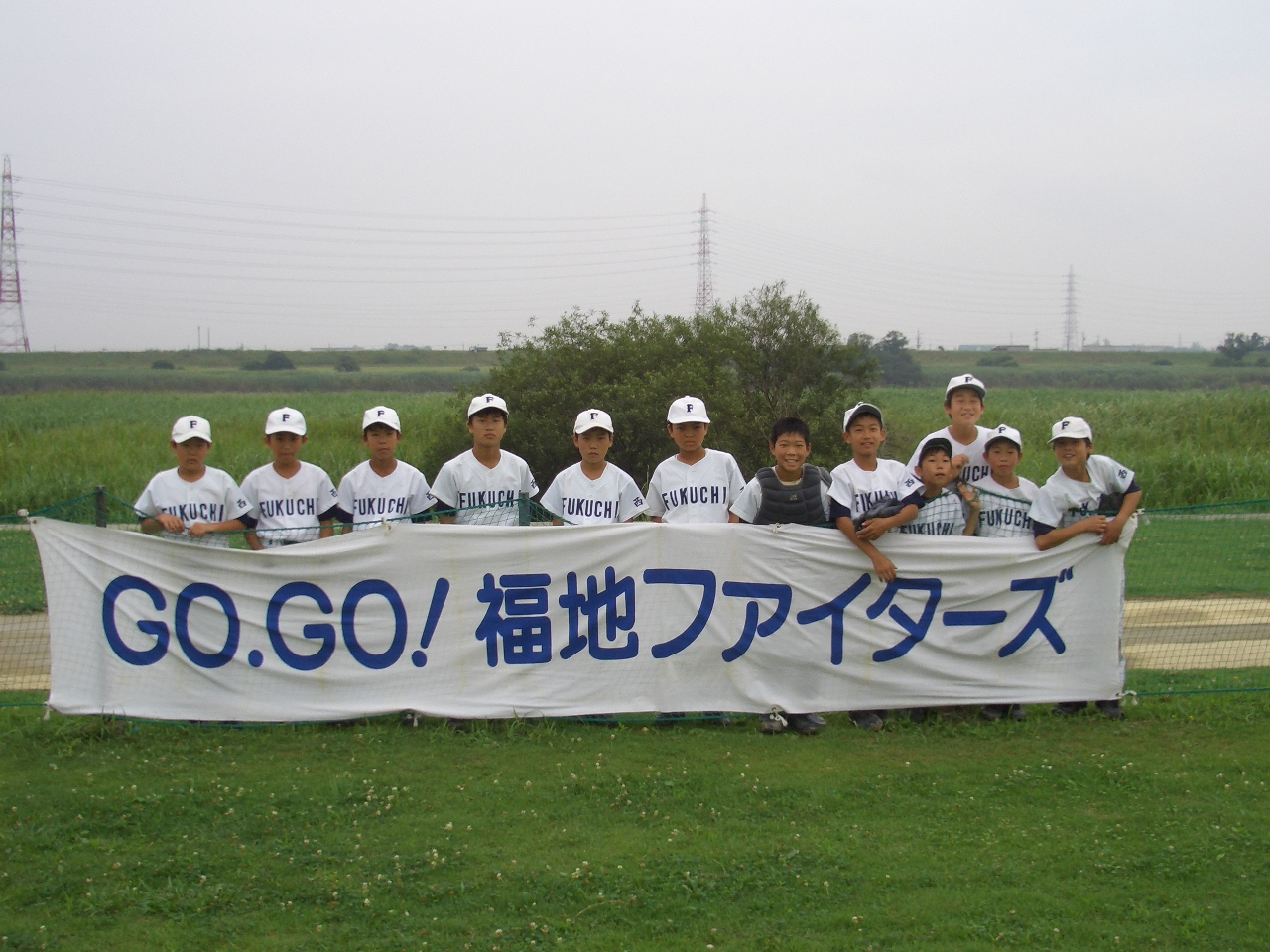 Aチーム集合写真3