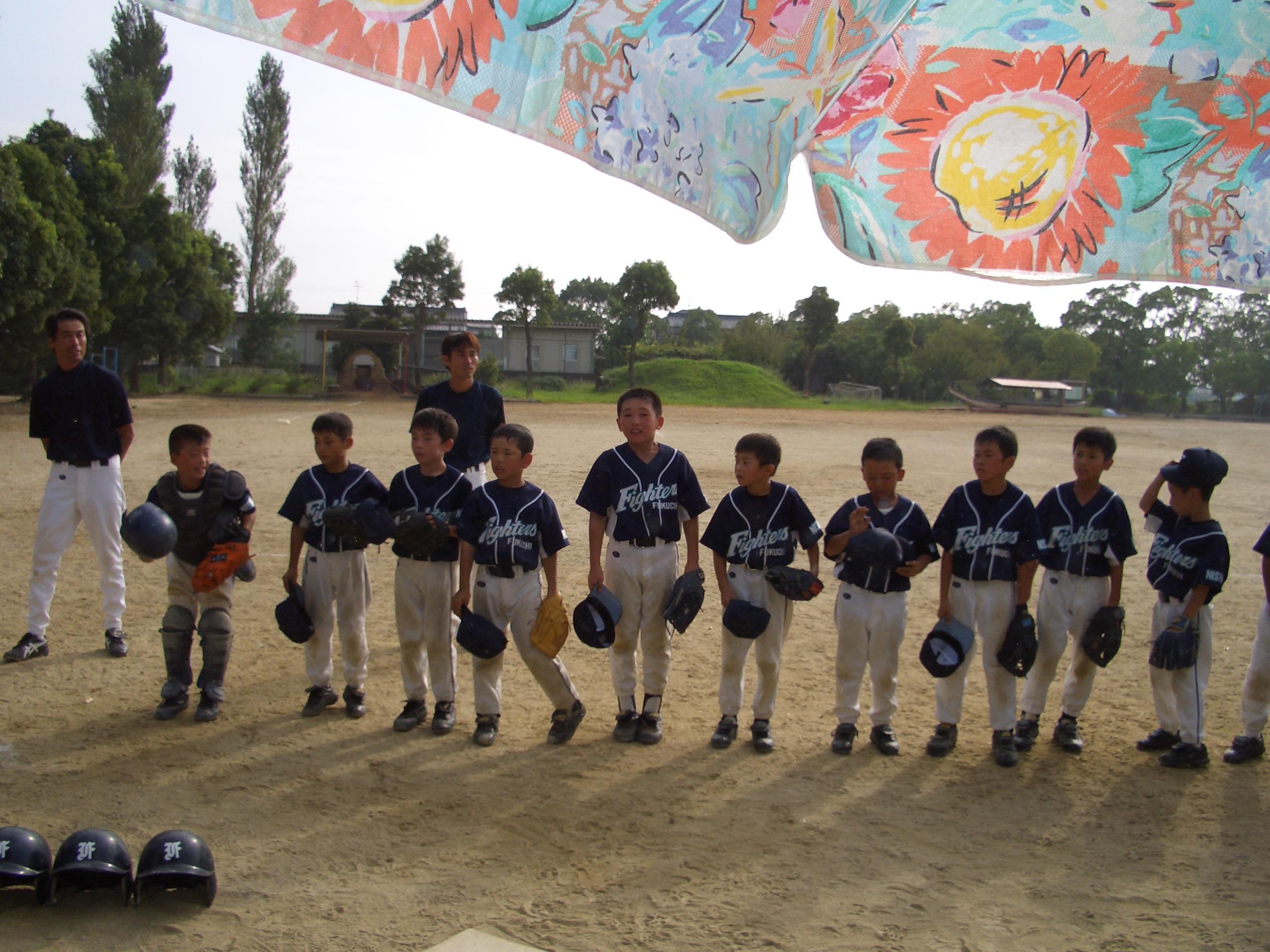 2005年Cチーム 008