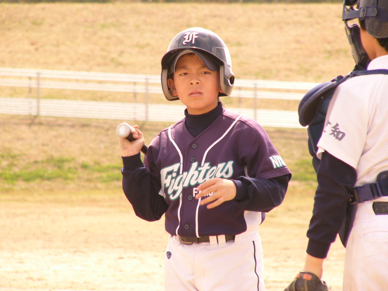 全日本学童 対西尾アサヒ (25)