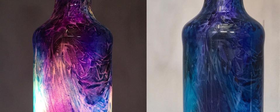Webs - Purple,Blue,Black