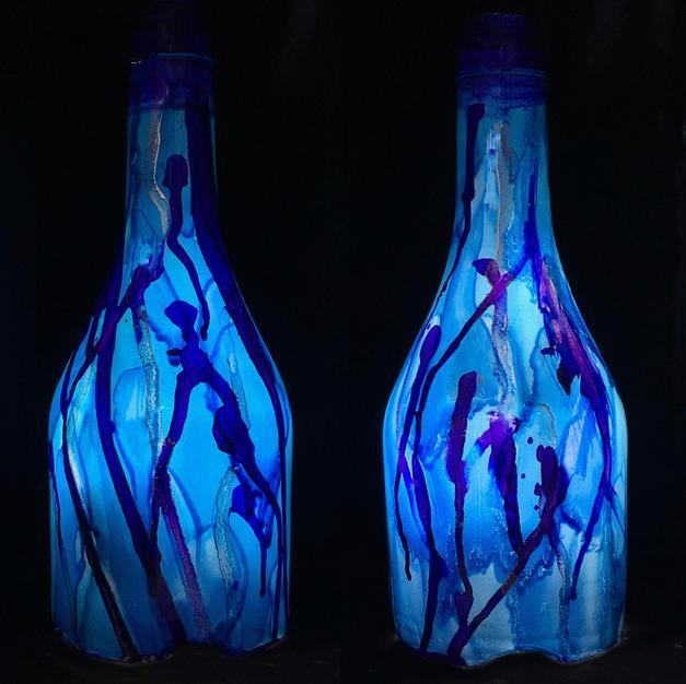 Shades of Blue set