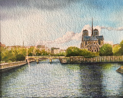 Notre Dame and the Cite