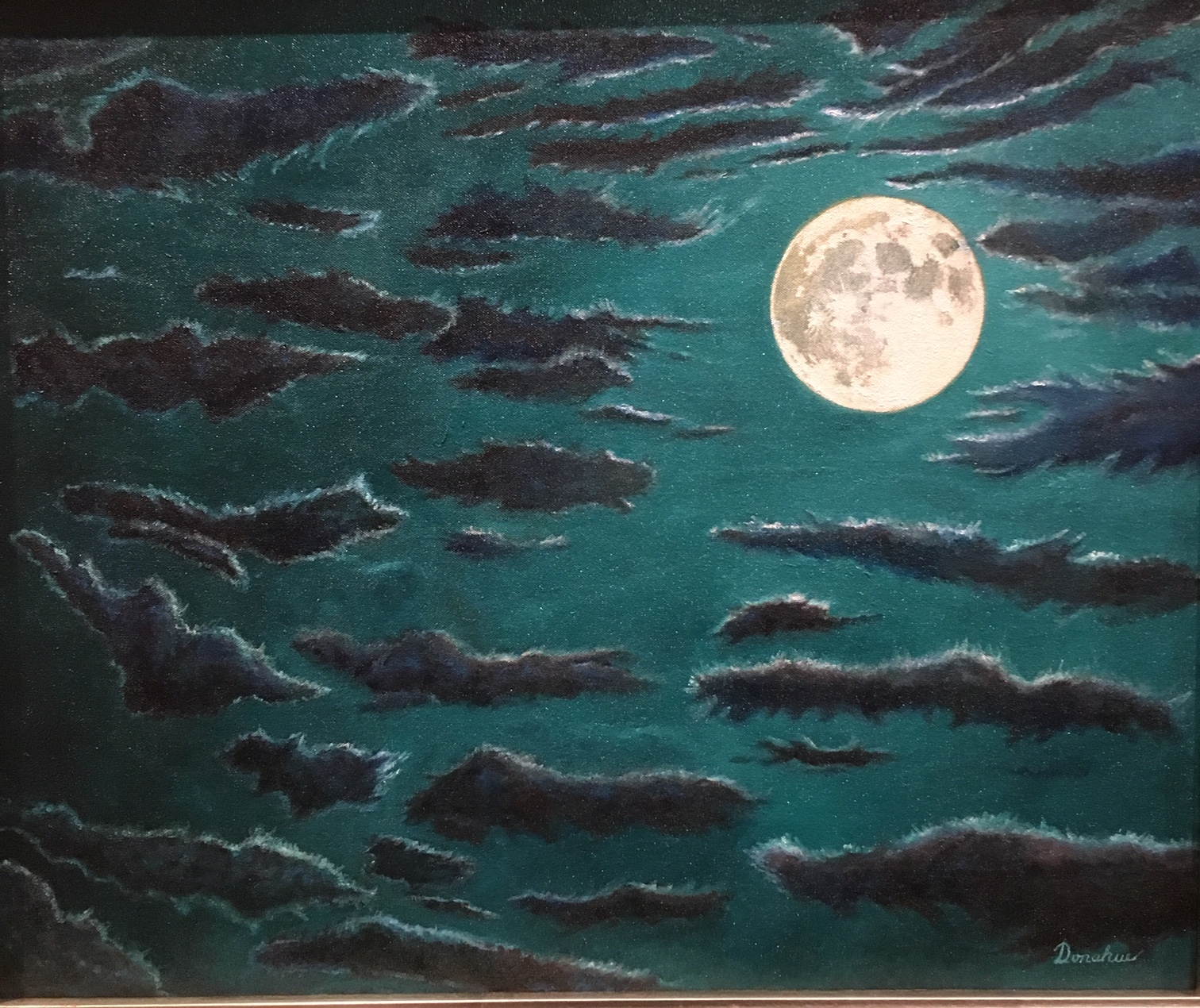 """Full Moon over Stillhouse"""
