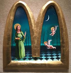"""Arches Altarpiece"""