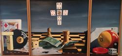 Gambler's altarpiece (open)