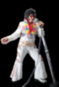 Elvis impersonator Batemans Bay