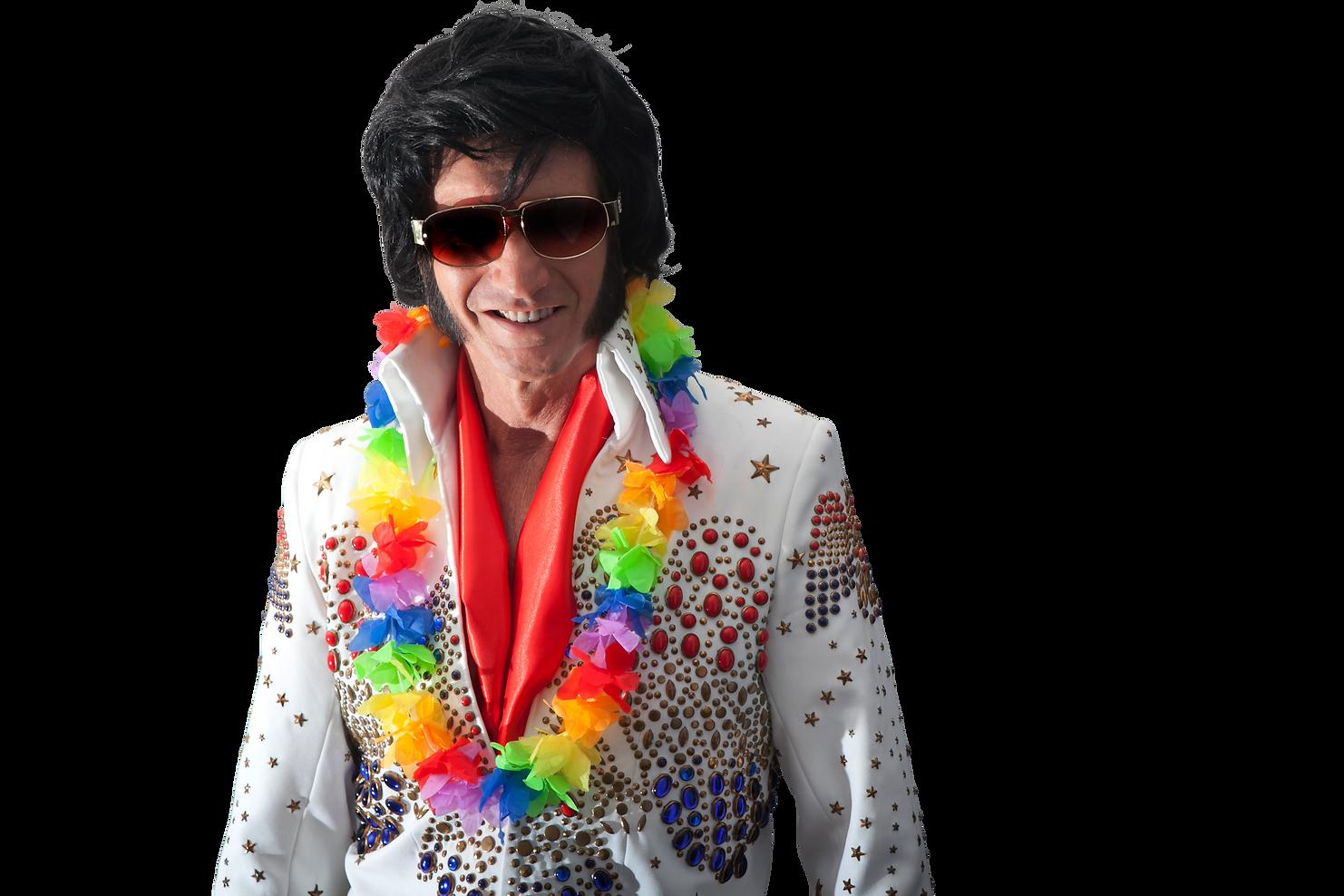 Elvis Impersonator Moruya