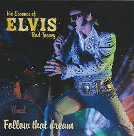 Essence of Elvis follow that dream cd