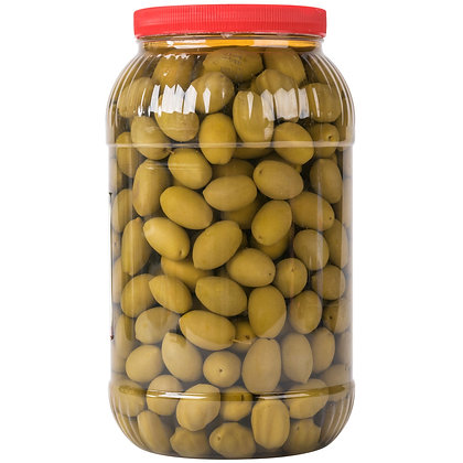 Gallon Green Olives (Queen)