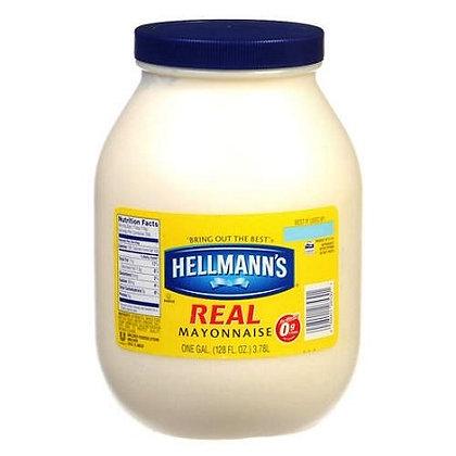1 Gallon Real Mayonnaise