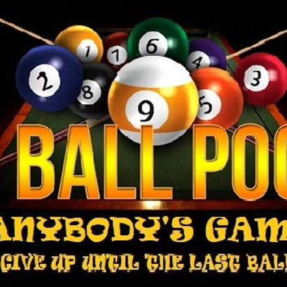 New Years Eve 5th Annual EARLY BIRDS 9 BALL POOL TOURNAMENT