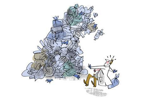 Seize the lab waste day