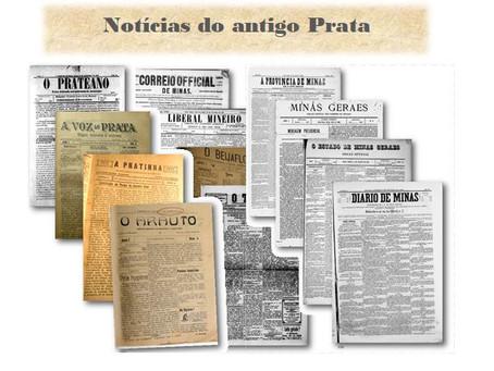 Notícias do antigo São Domingos do Prata