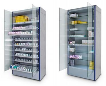 Smart Cabinet - Armoire intelligente RFID pour Dispositifs Médicaux