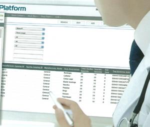 LogiPlatform - gestion des stocks en Saas