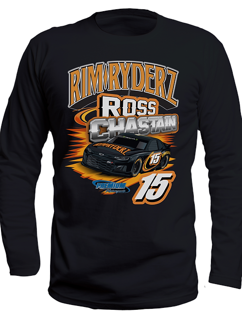 Ross Chastain Long Sleeve Shirt