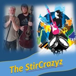 The stircrazys Band