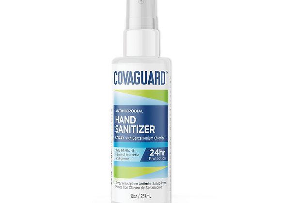 CovaGuard™ Antimicrobial Hand Sanitizer (Spray) - 8 oz
