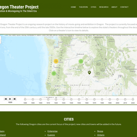 Oregon Theater Project