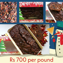 Fruit cake, Rs 700 per pound