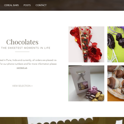 Tini's Chocolates