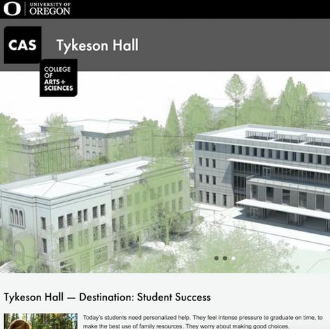 Tykeson Hall