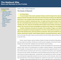 The Medieval Elbe