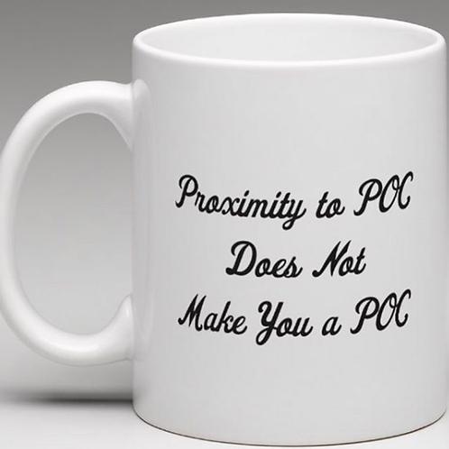 """Proximity"" Mug"