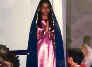 Que Linda la Virgencita Morenita