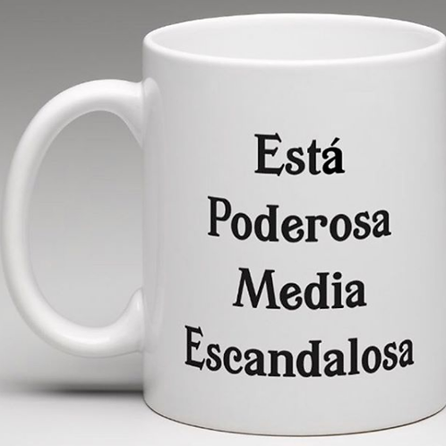 Media Escandalosa Mug