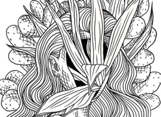 5 Latina Artists Offering FREE Downloadable Coloring Pages to Keep You Busy this Quarantine