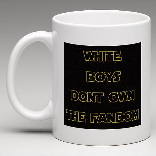 Fandom For All Mug