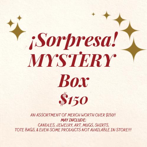 Sorpresa Mystery Box- $150