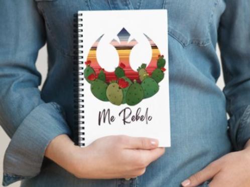 Rebel Scum Notebook