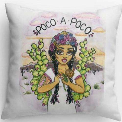 Munequita Pillow