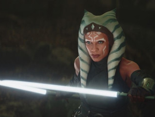 """""""A New Day, A New Beginning"""": Ahsoka Tano & a Brief History of Women,POC & Latinxs in Star Wars"""