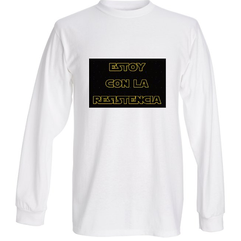 Resistencia / I'm with the Resistance Long Sleeve