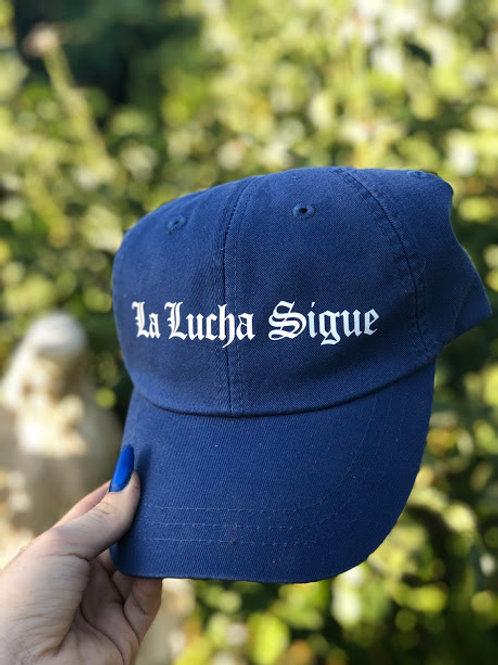 La Lucha Sigue Hat
