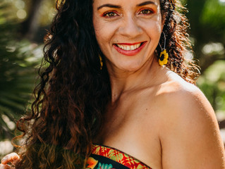 Latinx AF Feature: Unice Fernandez Hispanic Heritage Month Photo Series