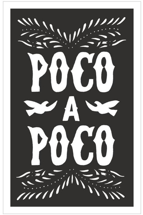 Papel Poco Poster