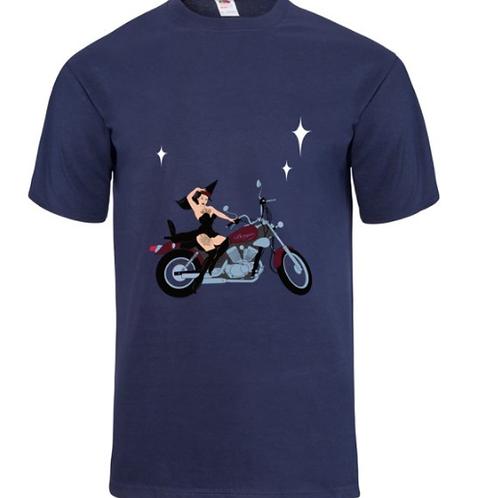 Bruja Bike Midnight Ride Shirt