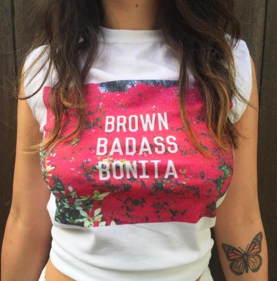 BROWN BADASS BONITA