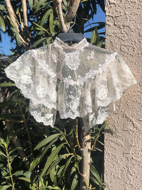 Cute lil Fancy Lace Collar