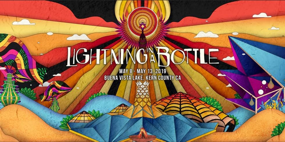 Kids Zone! Lightning in a Bottle Festival