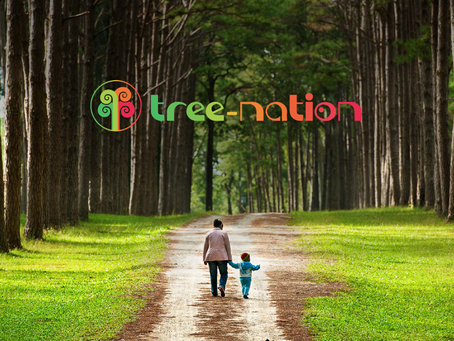 GIVE BACK TO THE PLANET AND PLANT TREES!