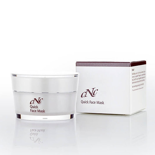 CNC Classic Quick Face Mask 50 ml