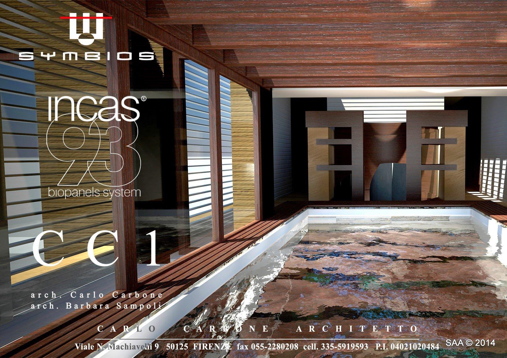 CC1 - Casa Ecolocica in Legno